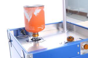 Table de pique-nique Ultra-Portable avec poêles à gaz