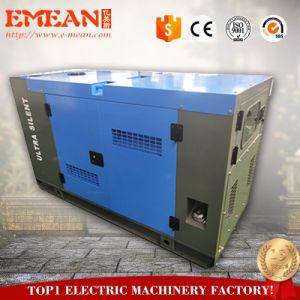 経済力AC 1/3phases Cannopy 18kw 22.5kVA無声ディーゼル発電機Genset