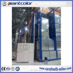 Infrarotbus-Farbanstrich-Raum-großräumiger elektrischer erhitzter Spray-Stand-LKW-Lack-Raum mit elektrischen Heizungen