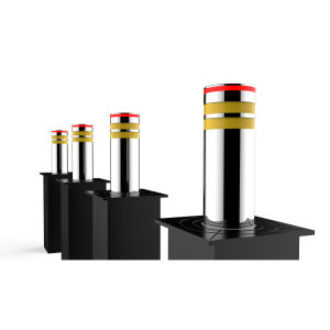 Uniqscan 219mm balizas hidráulico de la barrera de tráfico