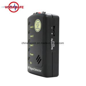 La sensibilidad superior Anti-Wiretap Anti- Cándido Detector de señal RF Cable de detección de la cámara Laser-Assisted Indicación de dirección All-Round Finder