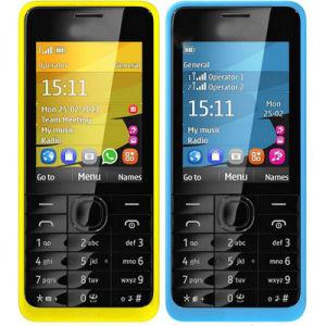 Nekia 301 einzelne SIM oder Doppel-SIM Karten-Handy-Handy