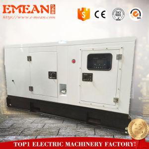 Отличное питание Perkin 48КВТ 60 Ква Silent прицепа дизельный генератор генераторах