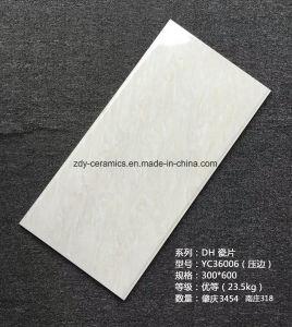自然な壁のセラミックタイル30*60cmに床を張る建築材料