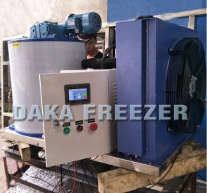 1 tonne de flocon Machine à glaçons de refroidissement par air