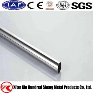 201 tubo saldato vaso capillare/tubo dell'acciaio inossidabile /304/316/316L