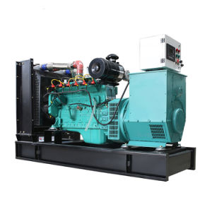 50KW de potência com gerador de gás natural e electricidade