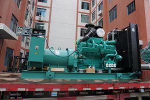 gruppo elettrogeno diesel 30kw Deutz Td226b-3D con approvazione di iso del Ce