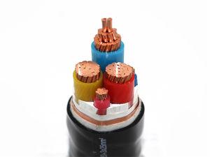 Cavo elettrico elettrico isolato PVC/XLPE di rame industriale del collegare del conduttore del fornitore della Cina