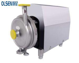 L'OSP-W Withopen pompe centrifuge en acier inoxydable pour les aliments liquides du rotor