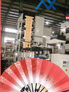 Stampatrice flessografica del contrassegno di marca di Nuoxin