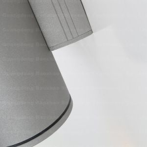 IP65は屋外の屋内上りの羽毛LEDランプの壁ライトに耐候性を施す