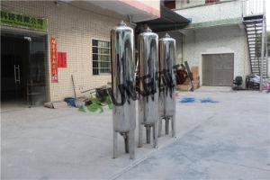 Prezzo di fabbrica del serbatoio di acqua dell'acciaio inossidabile per il trattamento delle acque