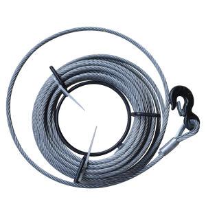 tenditore della fune metallica 1600kg per la trazione materiale