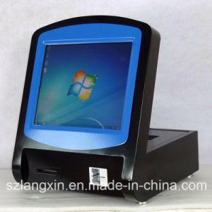 Countertop van de Kiosk van het Scherm van de aanraking de MiniKiosk van de Desktop van de Kiosk