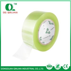 De duidelijke Zelfklevende Verpakkende Band van het Pakket BOPP