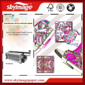 Della Cina della cinghia stampante appiccicosa ad alta velocità della tessile direttamente con tecnologia professionale