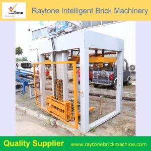 Completamente automática máquina de fabricación de ladrillos Qt10-15