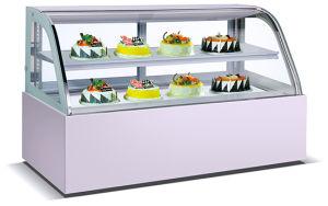 Le refroidisseur d'un réfrigérateur gâteau gâteau de pain de la Pizza Showcase afficher (XL-1800A2)