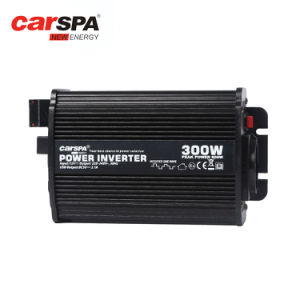 CC 300W all'invertitore di corrente alternata Con la porta del USB (CAR300U-300W)