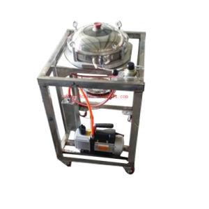 De mini Machine van de Filter van de Tafelolie met Vacuümpomp