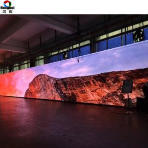 La haute définition Indoor P3 P4 Affichage LED de location pour la phase d'événements