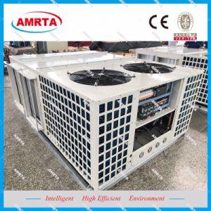 O Condicionador de Ar no último piso industrial, Air-Cooled Bomba de calor da unidade do pacote no Último Piso