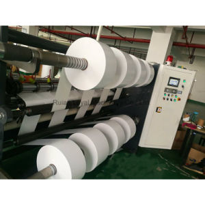 Friction Shaftのケイ素Paper Automatic High Speed Slitting Machine