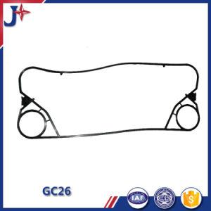 Tranter Gc8/Gc26のガスケット/ゴム製シールのための優秀な硬度の強さの版の熱交換器のガスケット