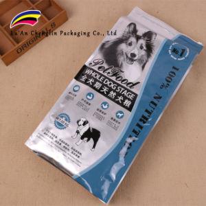 Stand up Pouch para comida para perros con cremallera