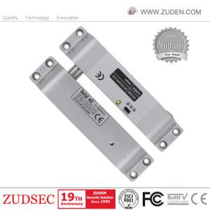 Болт крепления электрического удара двери магнитный обрамлением корпуса электромагнитная блокировка
