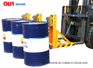 中国の製造者のGatorのグリップのフォークリフトのドラムグラブDg1500A