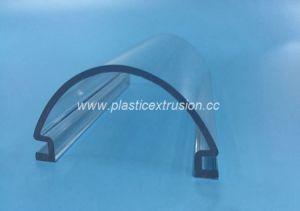 Acrylic/PMMA en LEIDENE van de Uitdrijving van PC Plastic Dekking