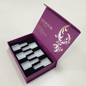 Роскошный отель Цвет Логотипа Custom Подарочная упаковка