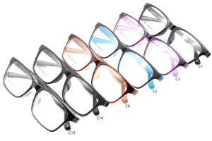 f686efbffa 2019 Nuevo estilo de Corea Tr90 Marcos óptica anteojos anteojos gafas 98605
