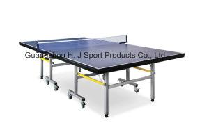 Montaje rápido dentro de la tabla de tenis de mesa mesa de Ping Pong plegable con Net Set