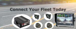 WiFi GPS 4G 4 Canales DVR Móvil de bus de seguridad para automóviles y camiones de gestión de flotas