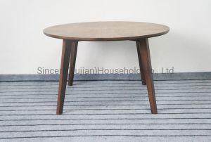 Mesa De Café, Mesa redonda, a mediados de siglo, los muebles
