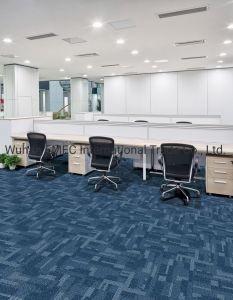 Bureau Freindly-Environment concurrentiel PP et de bitume en nylon avec des carreaux de tapis de haute qualité
