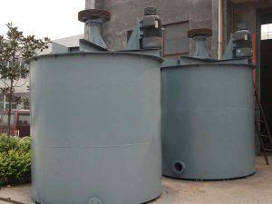 鉱石の混合タンクか鉱物のミキサー/ミネラル撹拌のバレル
