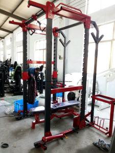Macchina /Power Rack/Tz-6073 di forma fisica di esercitazione del commercio all'ingrosso di prezzi di /Factory della strumentazione di ginnastica della costruzione di corpo di concentrazione del martello
