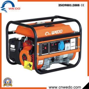 1kw/1kVA/Wd154 portátil de 4 tempos a gasolina/Geradores de gasolina para uso doméstico com marcação CE