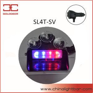 경찰 LED 바람막이 유리 스트로브 빛 (SL4T-SV)