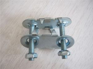 Крепежная деталь плиты для соединяясь конвейерной