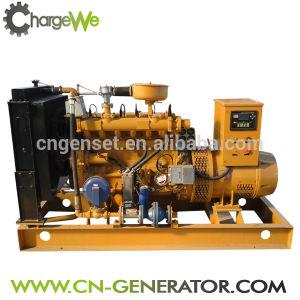 Consumo basso verde di potere 10-1000kw & sul generatore del biogas dell'installazione del luogo