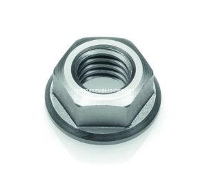 Gr. 7 écrous de titane pour usinage de pièces