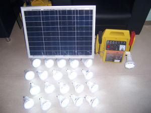 Neues mini bewegliches Solargenerator-Beleuchtungssystem