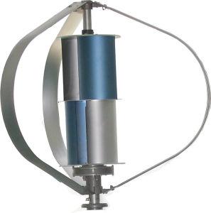 400W Turbine éolienne à axe vertical du système de générateur avec certificat CE