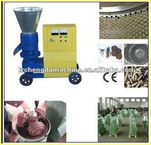 Mkl225 serradura de madeira de biomassa Pellet Pressione as máquinas com marcação CE