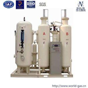 Pianta del generatore dell'azoto